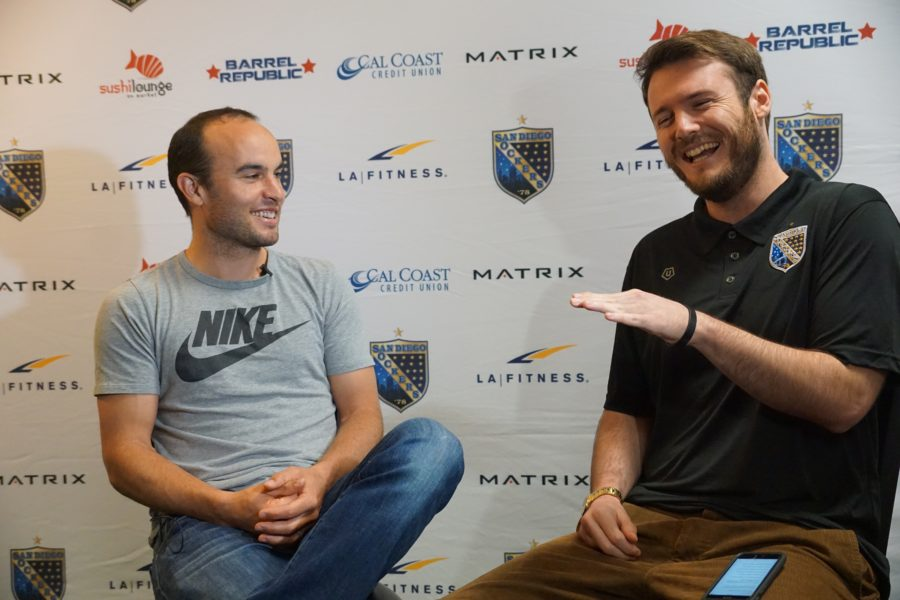 SoccerNation Sitdown: Landon Donovan – Part Four