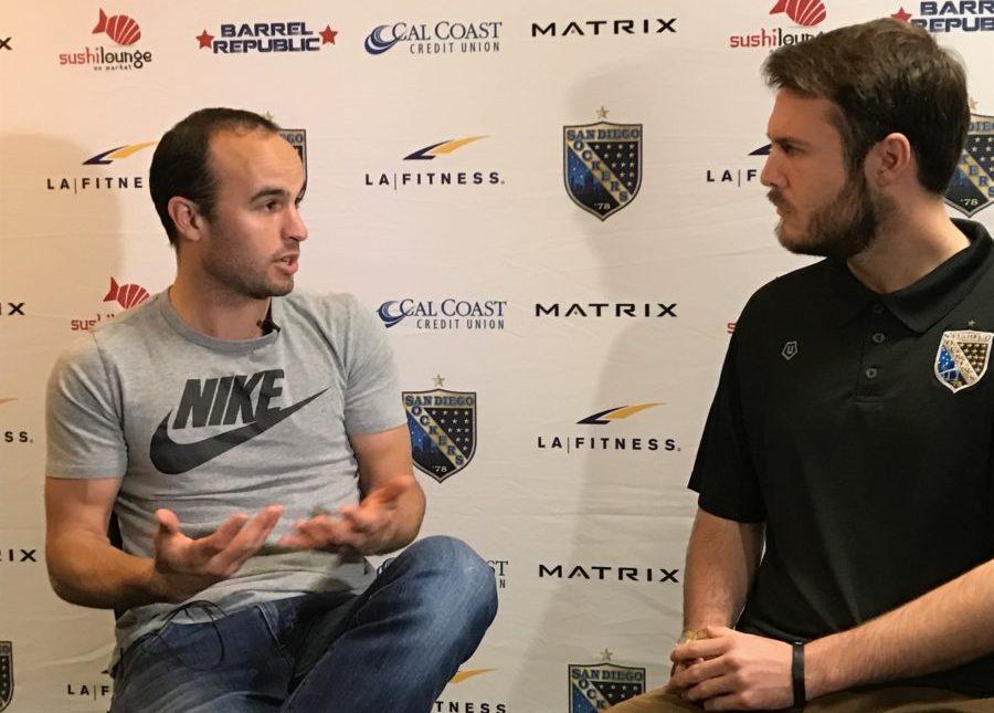 SoccerNation Sitdown: Landon Donovan – Part One