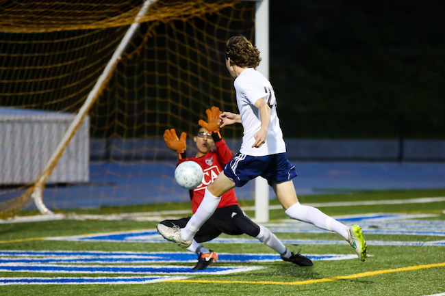 CCA Wins San Diego CIF Division 1 Boy's Soccer Championships