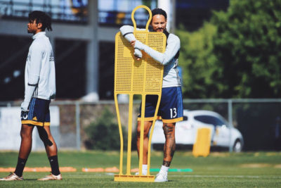 LA Galaxy Attempt to Answer Offseason Questions Starting with Saturday's Season Opener