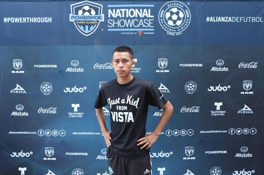 Just a Kid from Vista: Heron Martinez's Journey to Club America