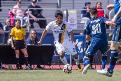 Orange County SC, LA Galaxy II Post Wins to Open USL Season