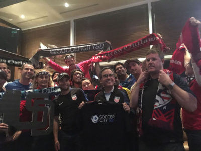 Episode 22 – USMNT World Cup Round Up and another Pitstop on the Road to SoccerCity