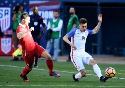 How The Four* California Players Fared In The USMNT's Two World Cup Qualifying Matches