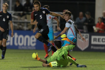 California Native Arturo Vasquez Named To U-17 CONCACAF Championship Roster