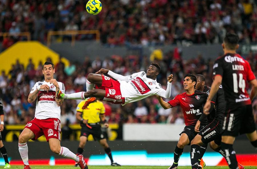 Atlas 3-3 Club Tijuana: Aviles Hurtado Shines in Liga MX's Thrilling Goalfest