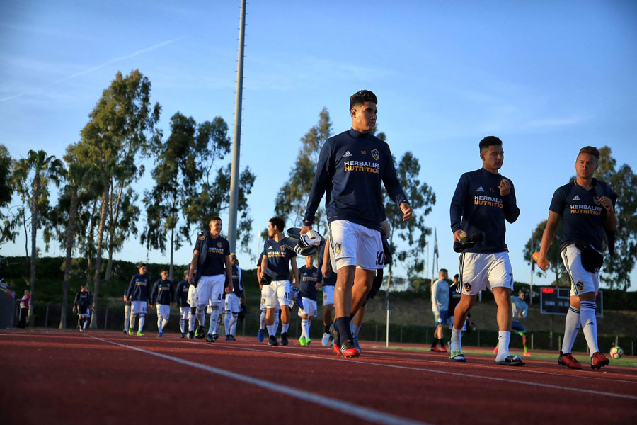 LA Galaxy II Can't Complete Comeback in Loss to Seattle Sounders 2