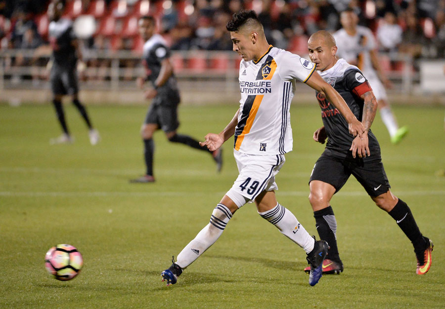 Phoenix Rising FC Faces Rival LA Galaxy II