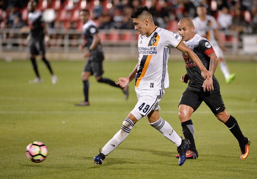 LA Galaxy II, Orange County SC Stumble in Second Week of USL Season