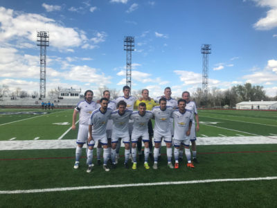 Colorado Rush Notch Statement Victory in UPSL