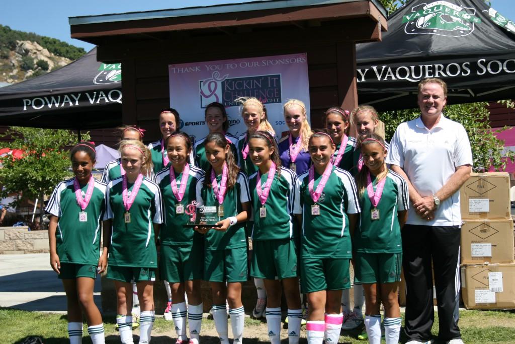 SoccerNation Club Spotlight: Poway Vaqueros