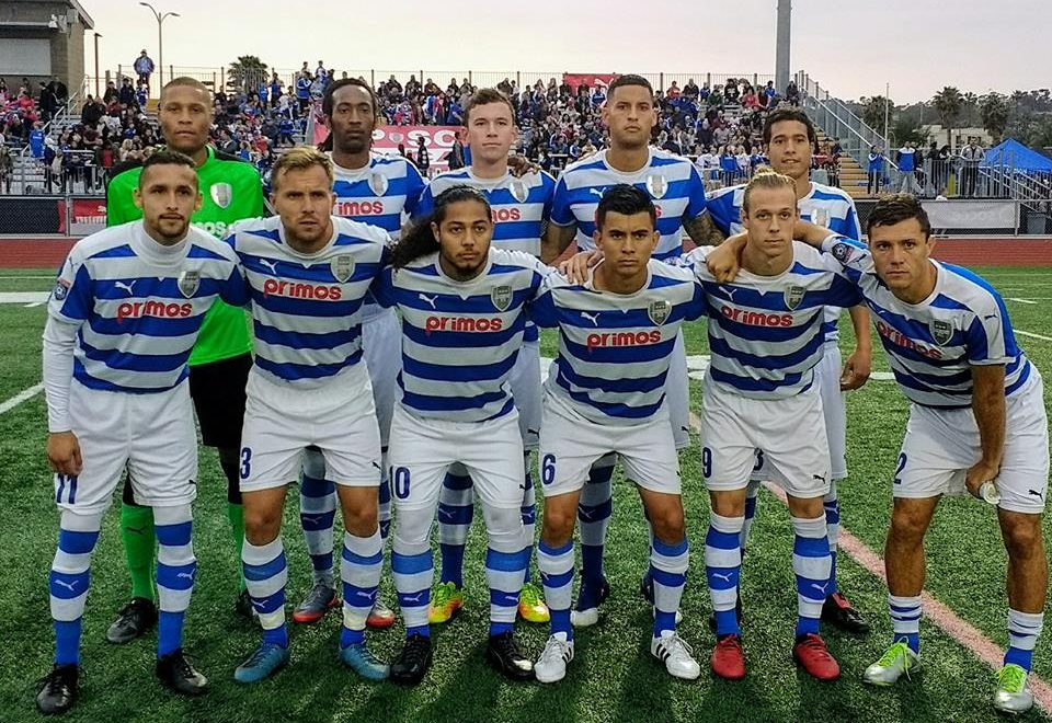 Albion PROS Exit the 2017 U.S. Open Cup
