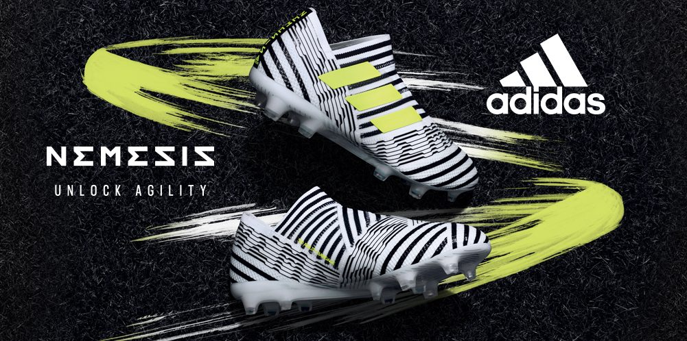 adidas Launches Nemeziz