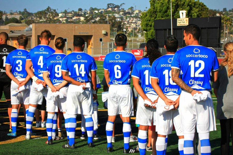 Albion PROS Defeat City of Angels FC