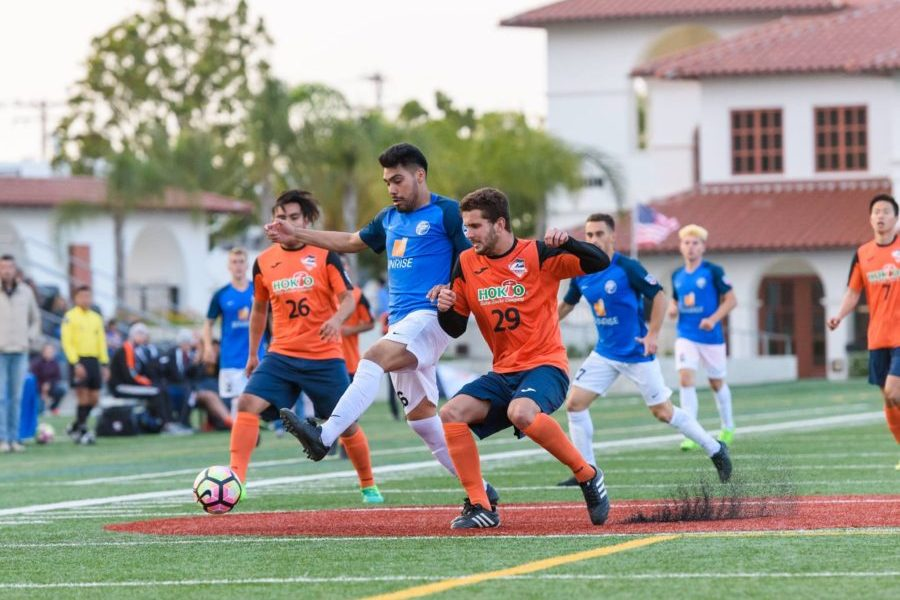 SoCal Surf Drop PDL Home Opener to San Diego Zest