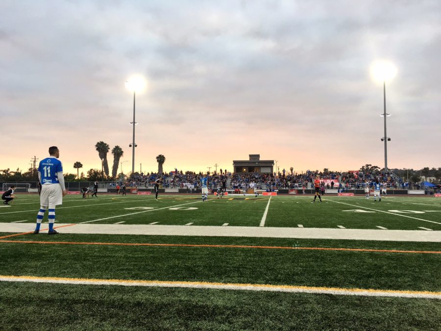 Albion PROS Host Surging Temecula FC