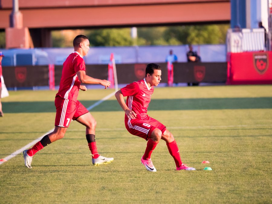 A Tall Task: Phoenix Rising visits Undefeated San Antonio FC