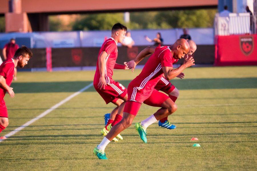 LA Galaxy II aim to continue momentum as they host Phoenix Rising FC