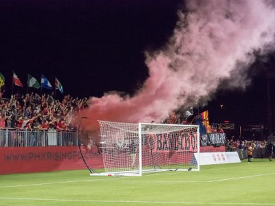 Phoenix Rising Hosts SF Deltas in Open Cup Third-Round Clash