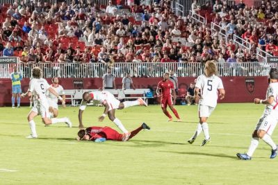 Phoenix Rising FC 1, SF Deltas 2 – Phoenix Cup Run Cut Short