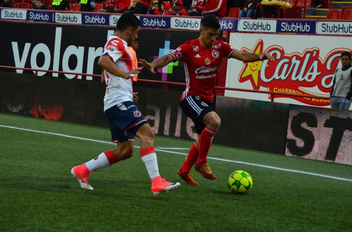 Club Tijuana 1-0 Veracruz: Xolos clinch No. 1 playoff seed for the second season in a row