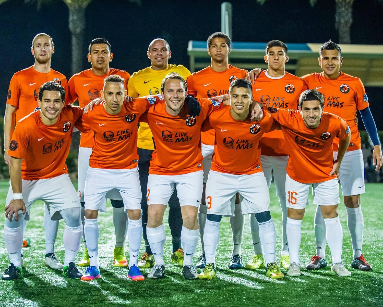 LA Wolves FC Host Orange County SC In U.S. Open Cup Third Round