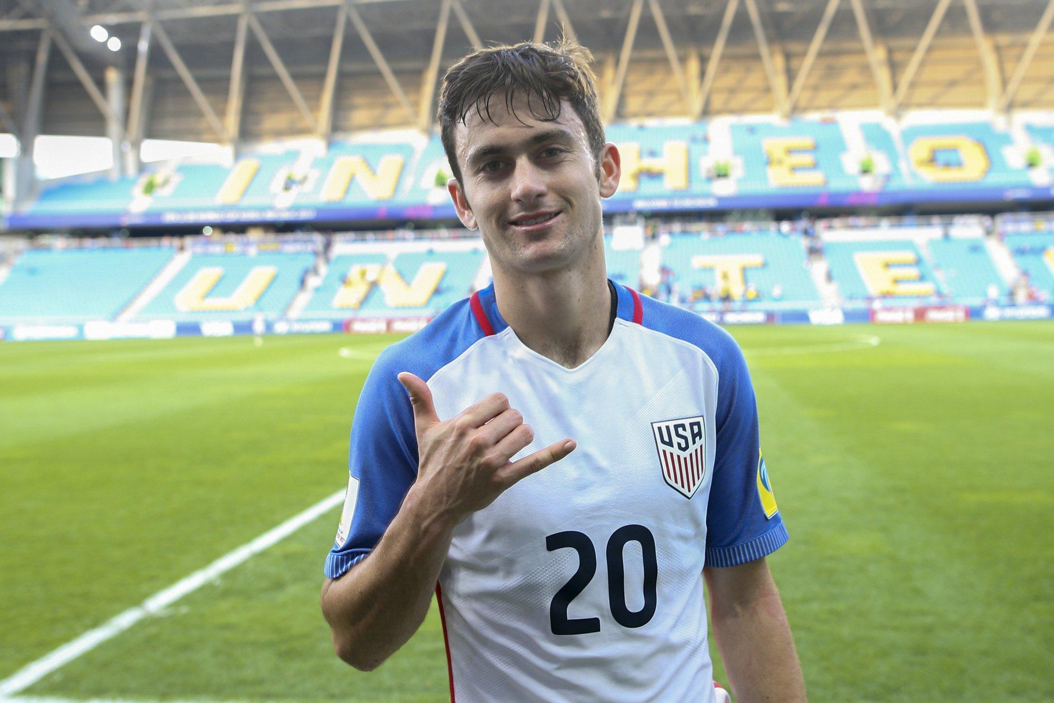 San Diego's Luca De La Torre Powers U.S. U-20 To Dramatic 3-3 Draw In World Cup Opener Against Ecuador