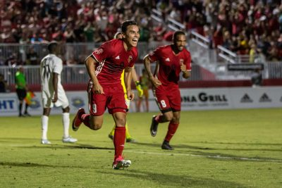 Bravo gets his first, Phoenix Rising FC and Real Monarchs draw 1-1