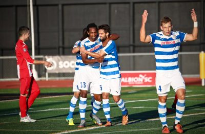 Preview: Albion SC PROS Host SoCal SC