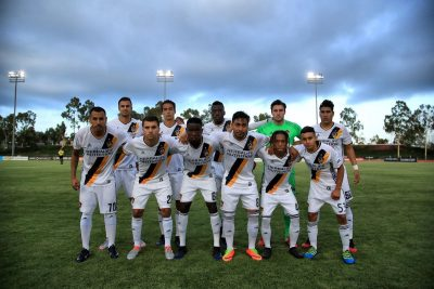 LA Galaxy II Lose Late To Colorado Springs Switchbacks