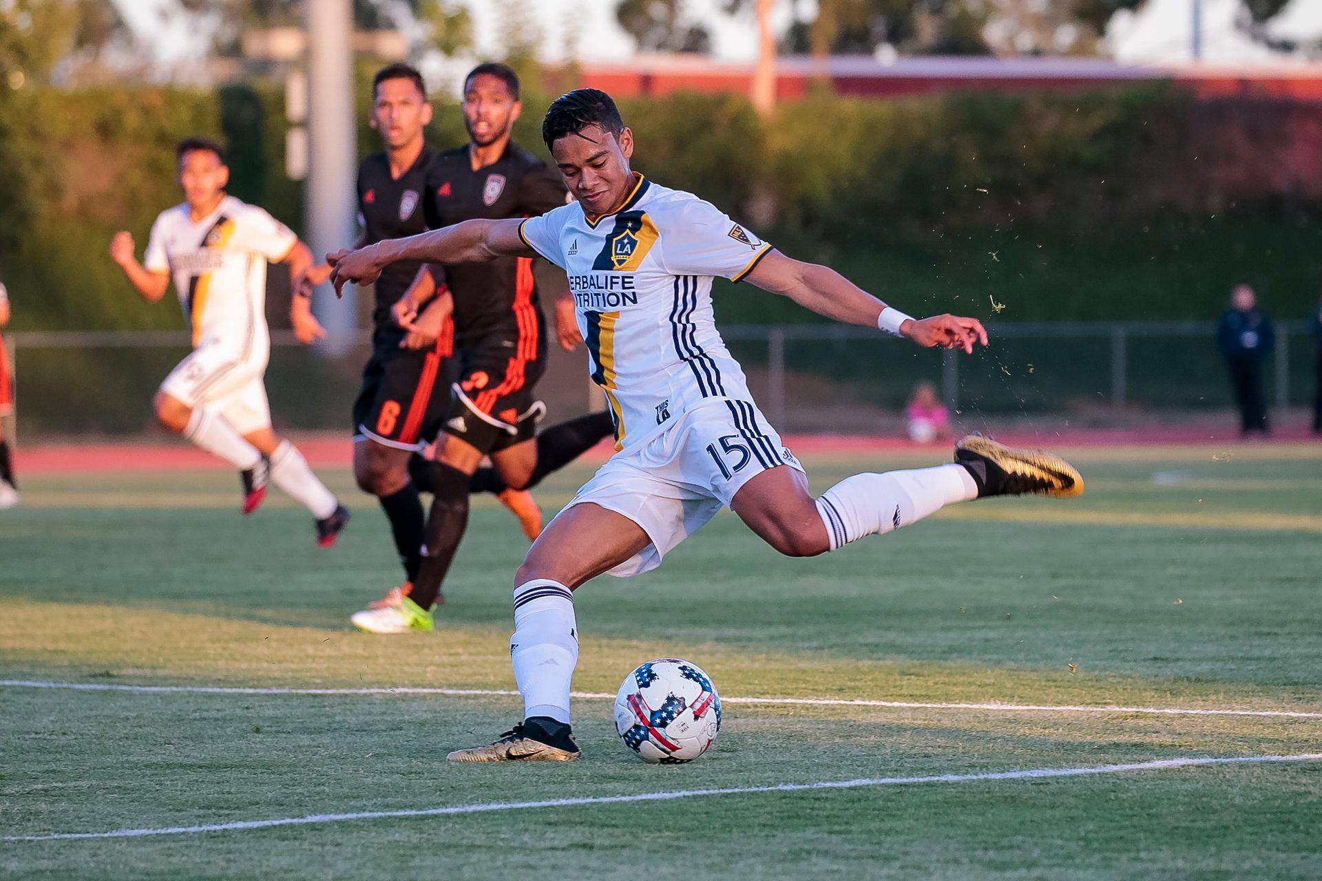LA Galaxy Are Final Southern California Team In 2017 U.S. Open Cup