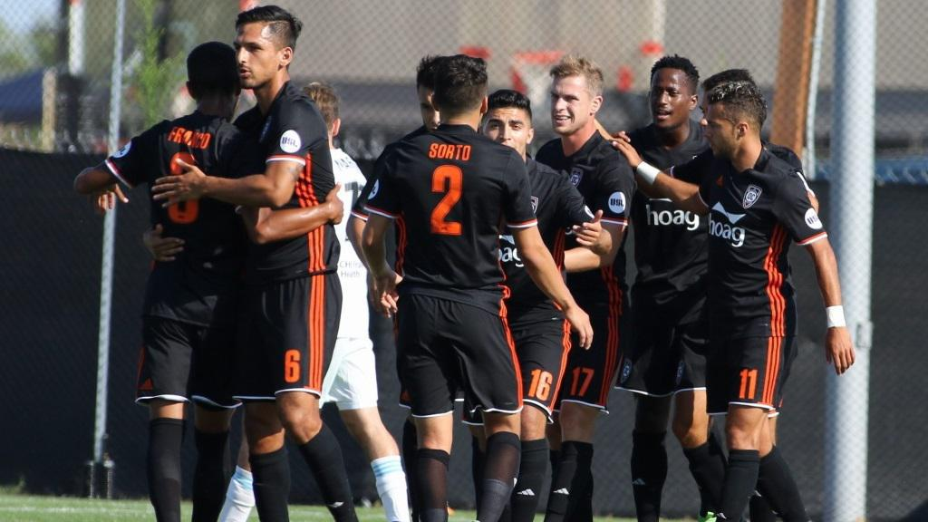 Orange County SC, LA Galaxy II Both Lose In USL Play