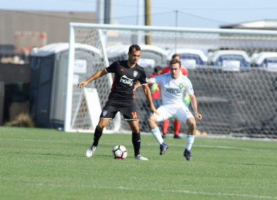 Orange County SC, LA Galaxy II Finish On Opposite Sides of Shootouts