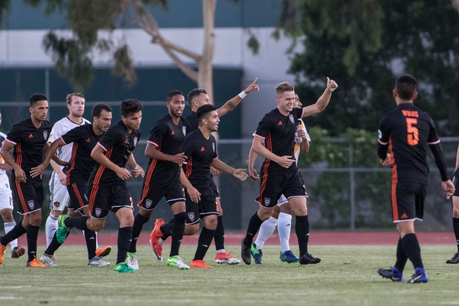 Orange County SC Return to USL Play, LA Galaxy II Host Republic FC