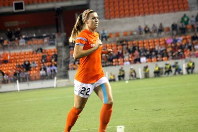One on One With North Carolina Courage's Stephanie Ochs