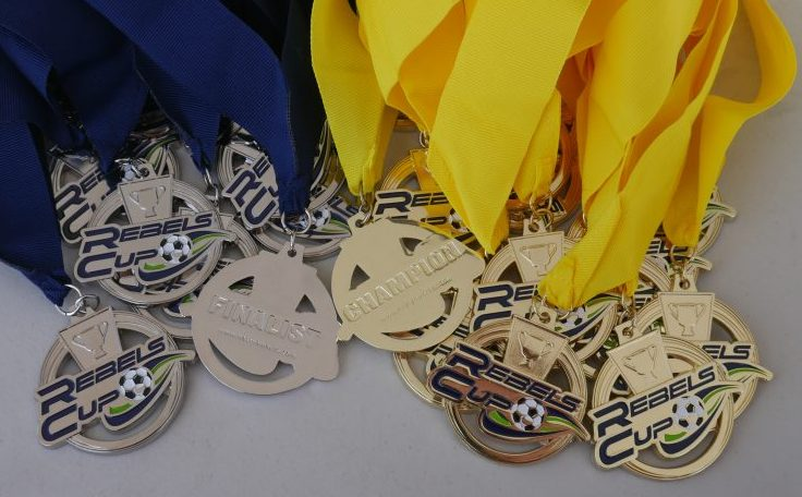 2017 Rebels Cup – Champions & Finalists