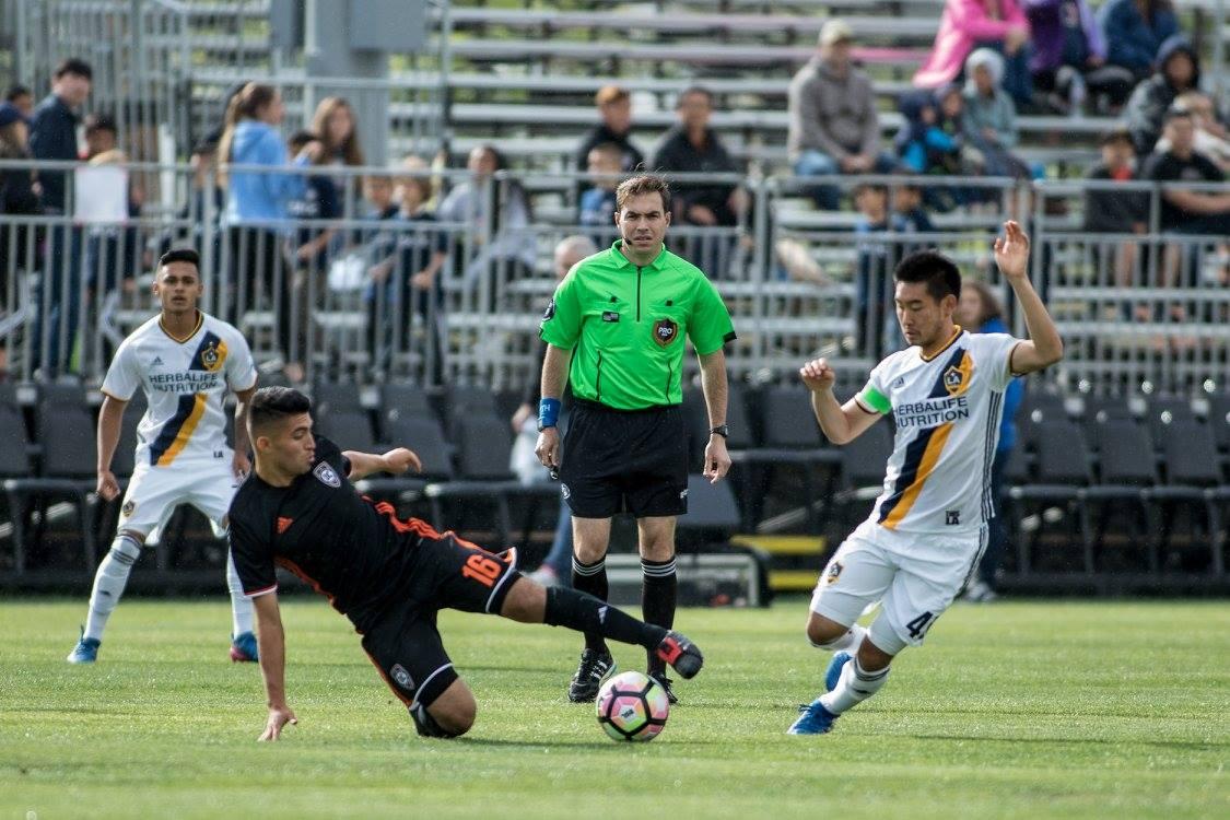 LA Galaxy Host Orange County SC In U.S. Open Cup 4th Round