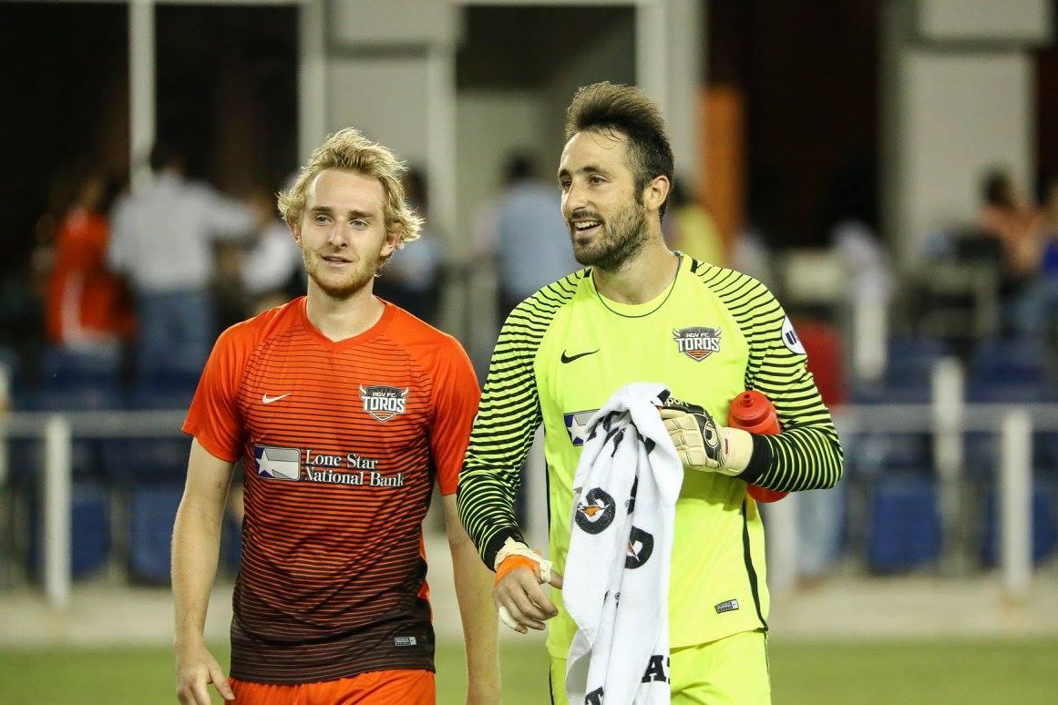 LA Galaxy II Gear Up For Rio Grande Valley FC Rematch