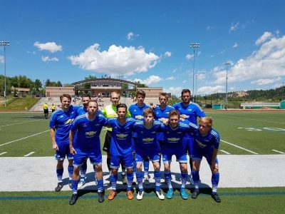 Colorado Rush Drop Five on Colorado Springs FC to win 5-0 in Dominant Fashion