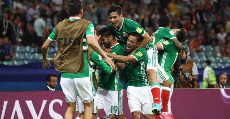 Mexico vs Russia Preview: El Tri is one point away from the Confederation Cup's Knockout Round