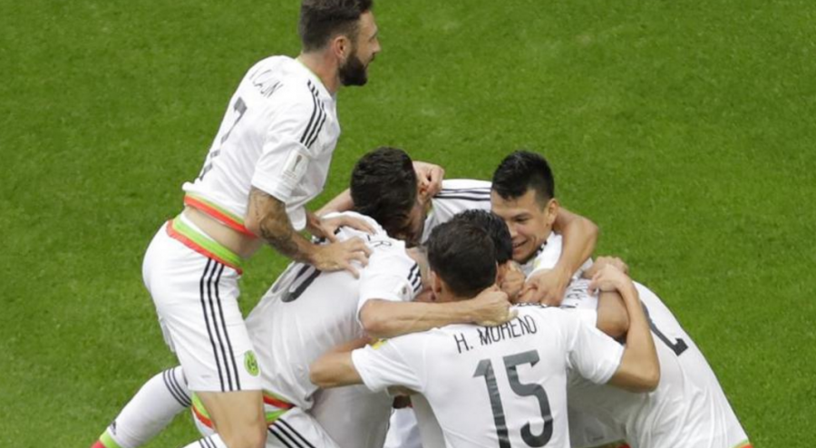 Mexico 2-1 Russia: El Tri qualifies for the semifinals of the Confederations Cup