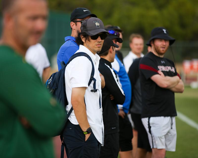 San Diego Surf Soccer Club Hosts Boys College ID Camp