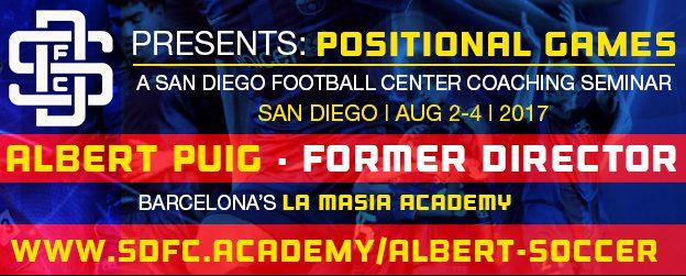 San Diego Football Center Coaching Seminar