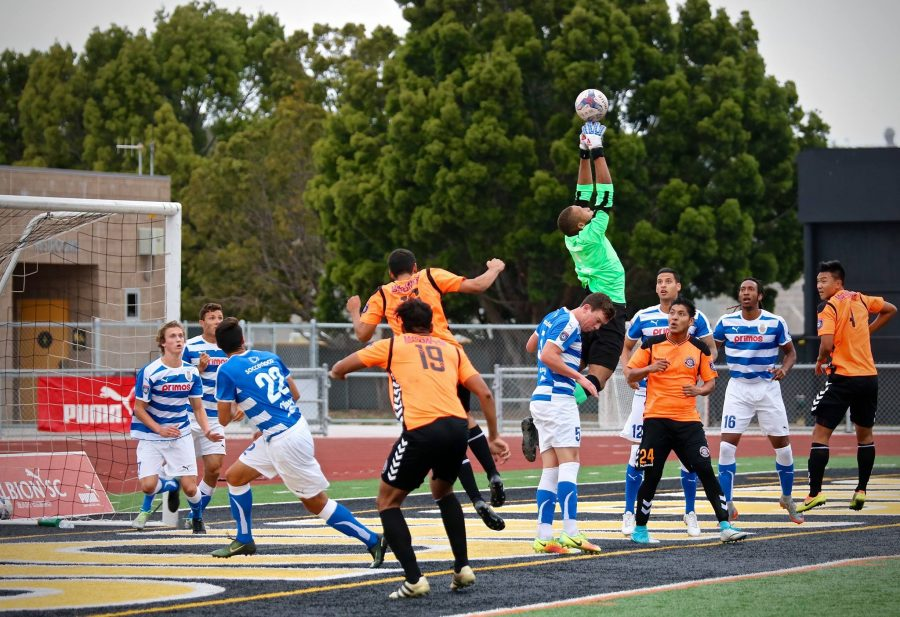 Albion PROS Finish Strong at Home Against SoCal SC
