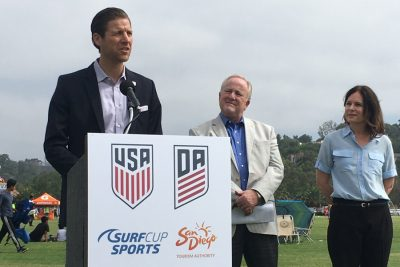 U.S. Soccer Development Academy Chooses San Diego For Long Term Partnership