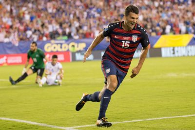 A Fortuitous Five Minutes: USA 2 El Salvador 0
