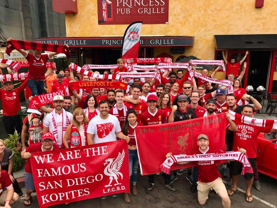 SoccerNation Supporter Special: A Jubilant Morning at Princess Pub with LFC San Diego