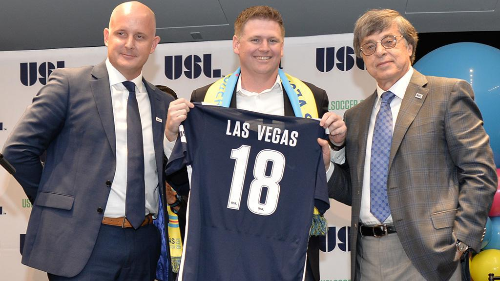 Las Vegas Officially Joins USL for 2018