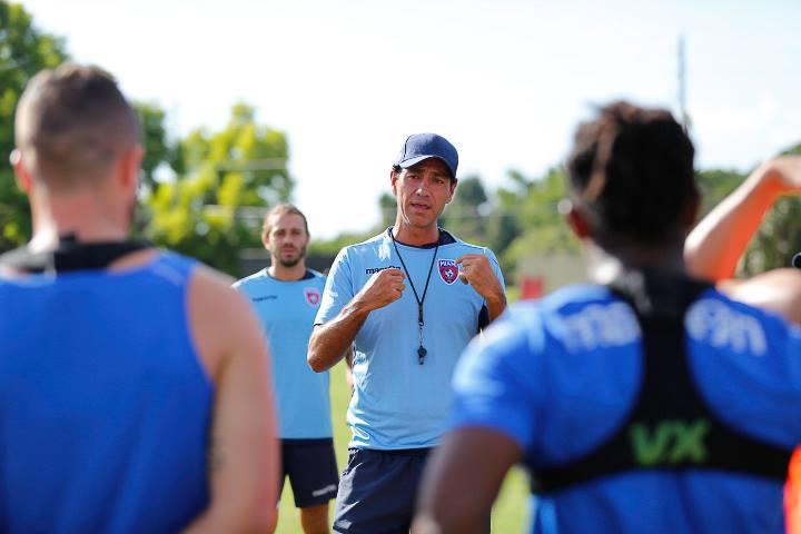 Italian Legend Leads Miami FC Toward NASL Title