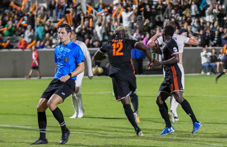Orange County SC Earn Vital Win; LA Galaxy II Concede Late in Draw